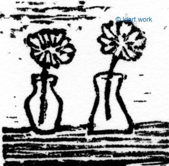Small prints- Petites gravures 7