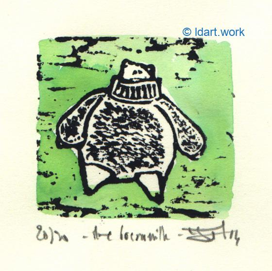 Small prints- Petites gravures 21