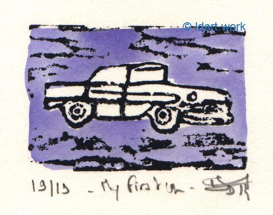Small prints- Petites gravures 30