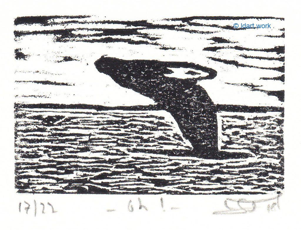 Small prints- Petites gravures 27