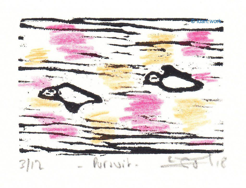 Small prints- Petites gravures 28