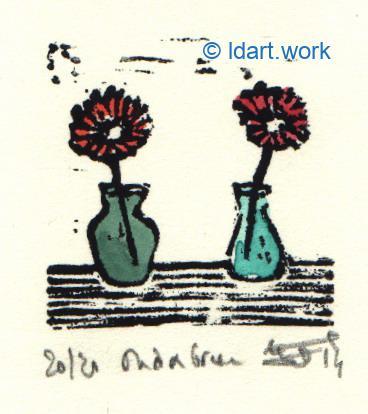 Small prints- Petites gravures 10