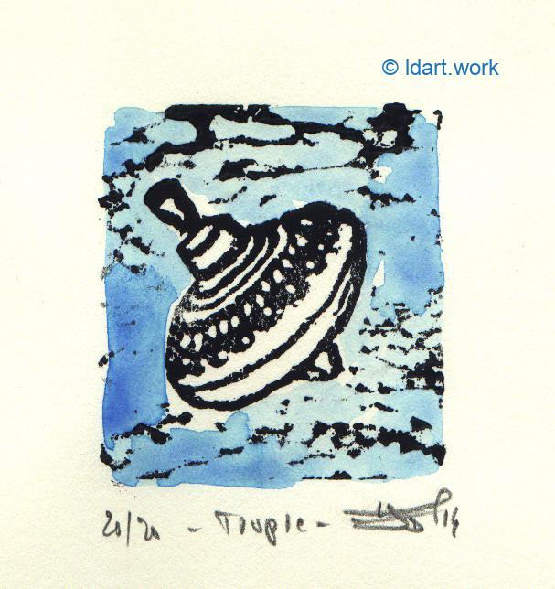 Small prints- Petites gravures 19