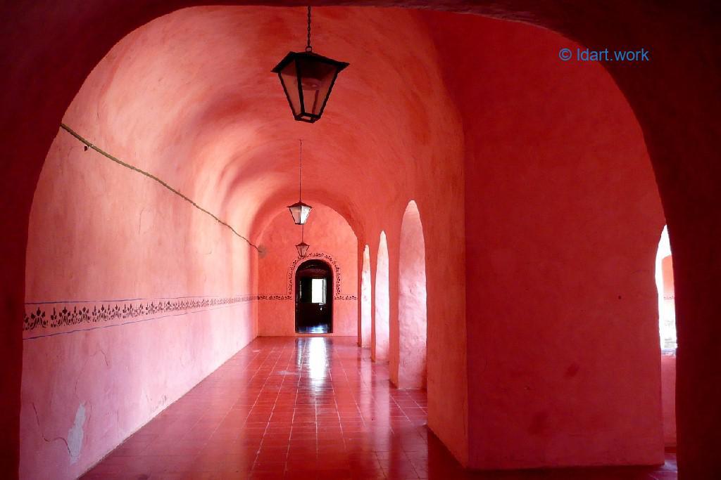 Convent, Mexico photo