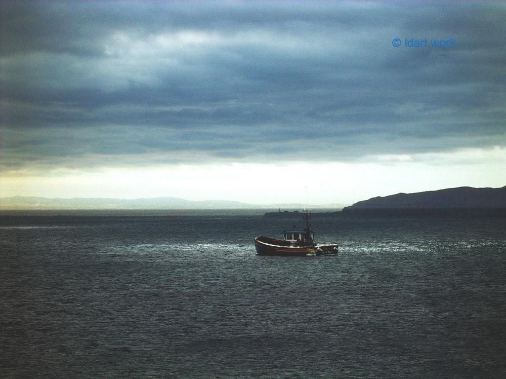 photo, boat