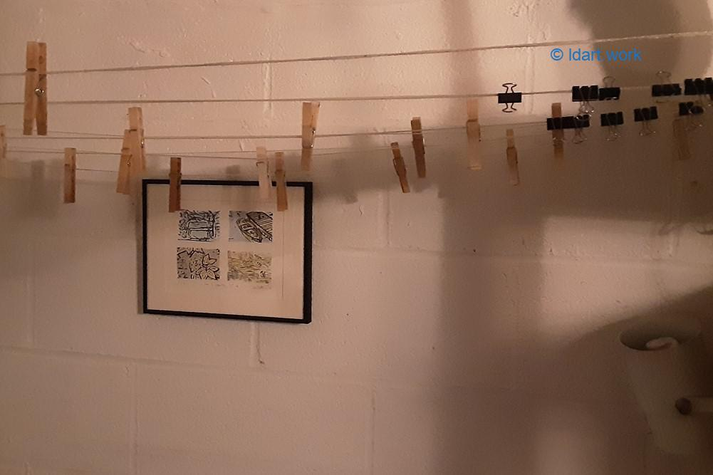 drying your prints