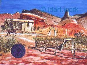 Watercolors-Aquarelles 1995-2000 12