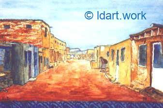 Watercolors-Aquarelles 1995-2000 13