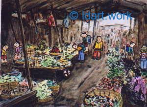 Watercolors-Aquarelles 1995-2000 4