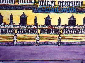 Watercolors-Aquarelles 1995-2000 5
