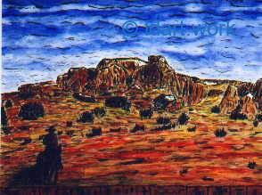Watercolors-Aquarelles 1995-2000 14