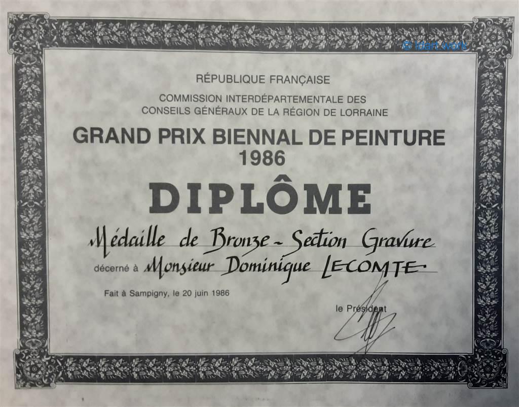2 Awards-Prix | 1986 | France 2