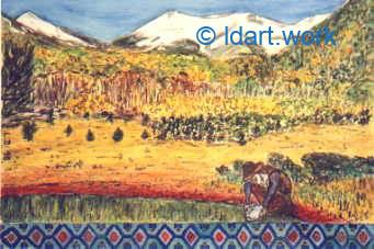 Watercolors-Aquarelles 1995-2000 17
