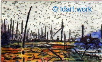 Watercolors-Aquarelles 1995-2000 27