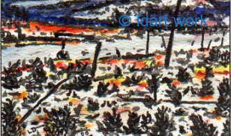 Watercolors-Aquarelles 1995-2000 25