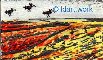 Watercolors-Aquarelles 1995-2000 26