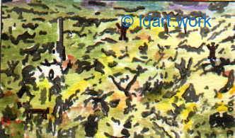Watercolors-Aquarelles 1995-2000 28