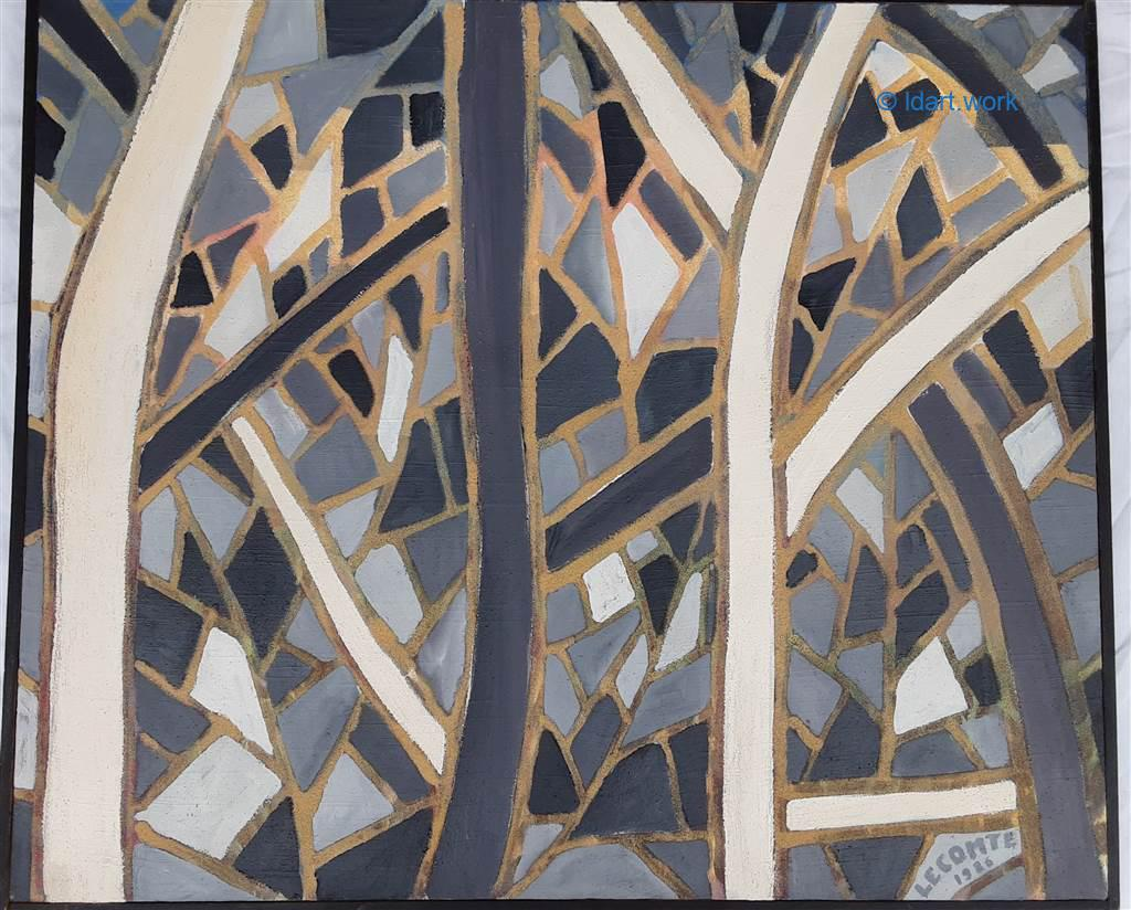 Paintings-Peintures 1980-1992 23