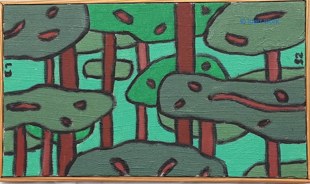 Paintings-Peintures 1980-1992 3