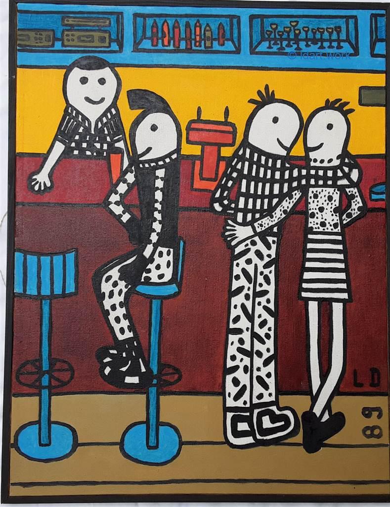 Paintings-Peintures 1980-1992 12