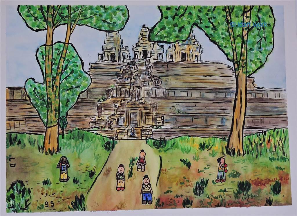 Watercolors-Aquarelles 1995-2000 10