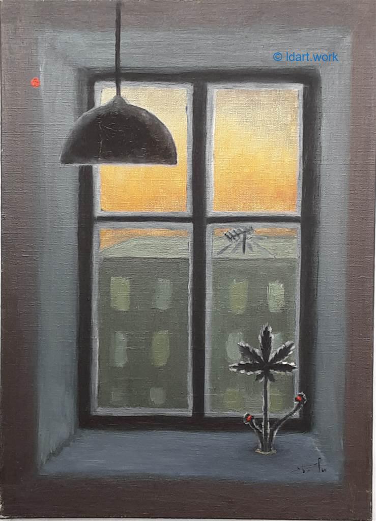 Paintings-Peintures 1980-1992 1