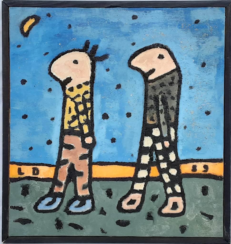 Paintings-Peintures 1980-1992 15