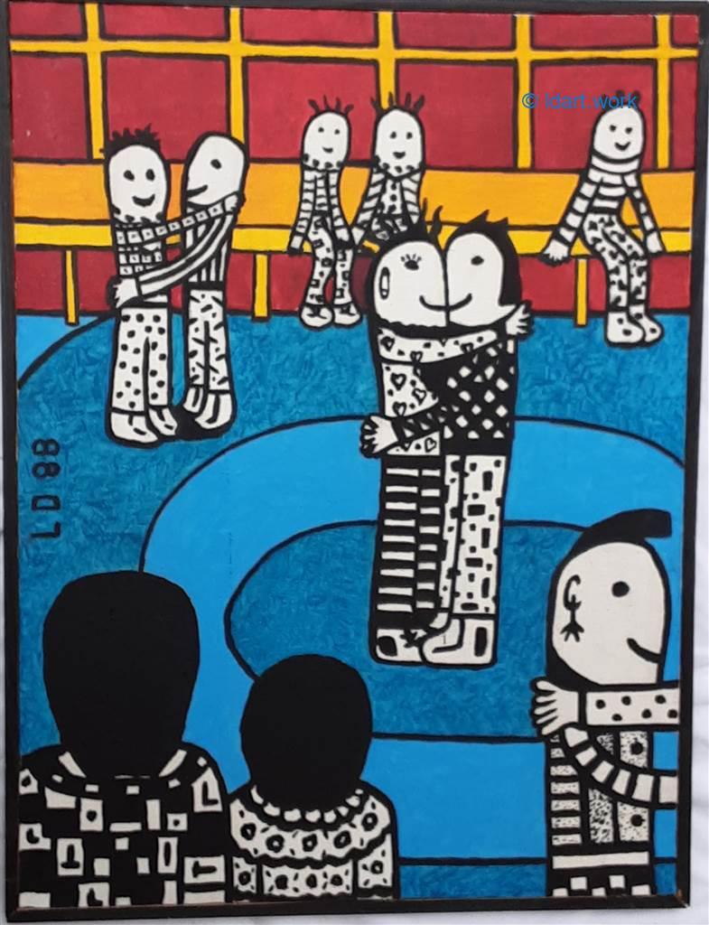 Paintings-Peintures 1980-1992 16