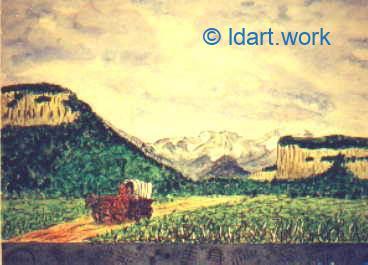 Watercolors-Aquarelles 1995-2000 20
