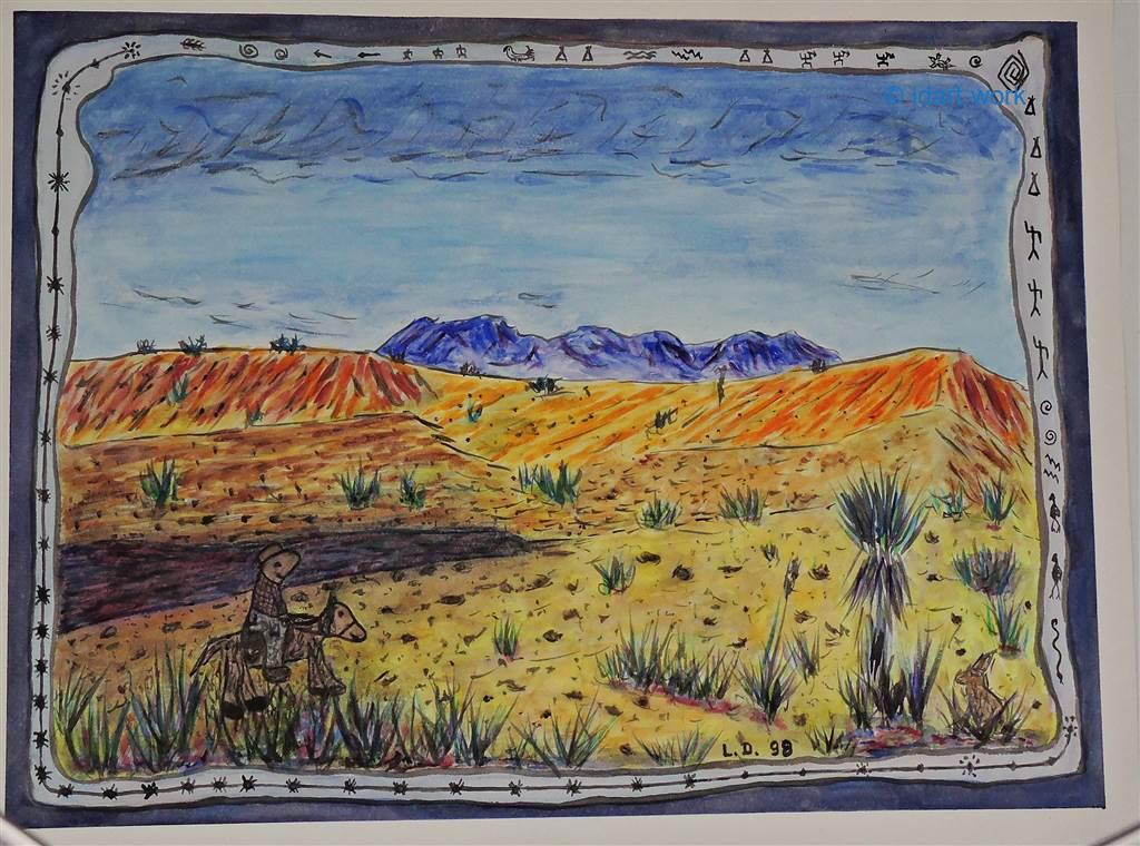 Watercolors-Aquarelles 1995-2000 21