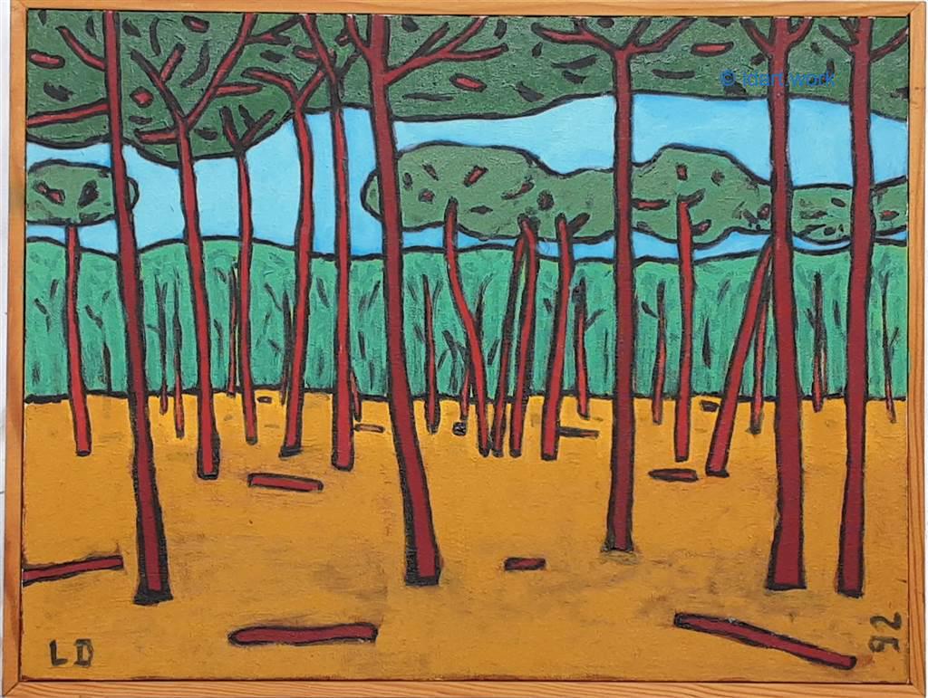 Paintings-Peintures 1980-1992 4