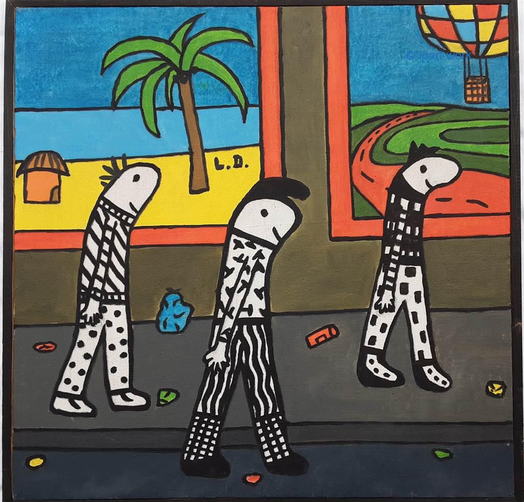 Paintings-Peintures 1980-1992 19