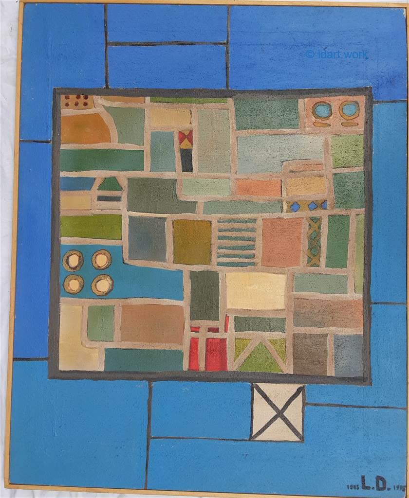 Paintings-Peintures 1980-1992 25