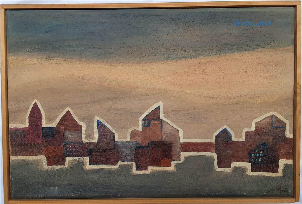 Paintings-Peintures 1980-1992 10