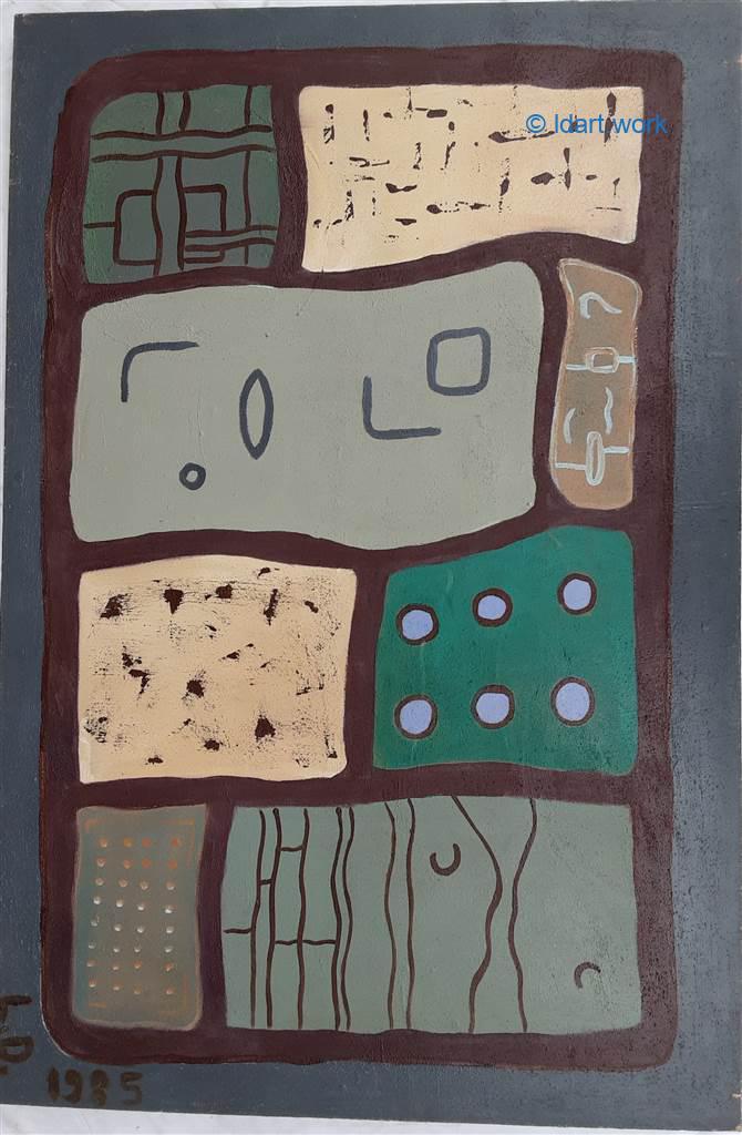 Paintings-Peintures 1980-1992 27