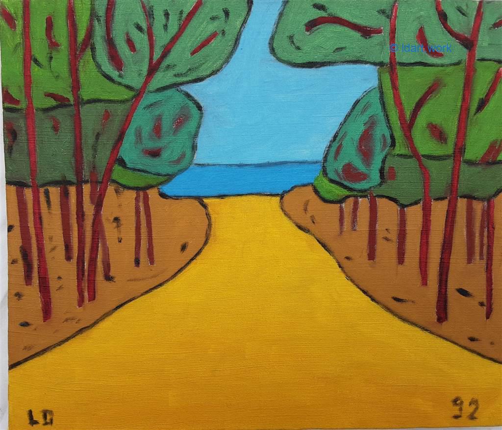 Paintings-Peintures 1980-1992 5