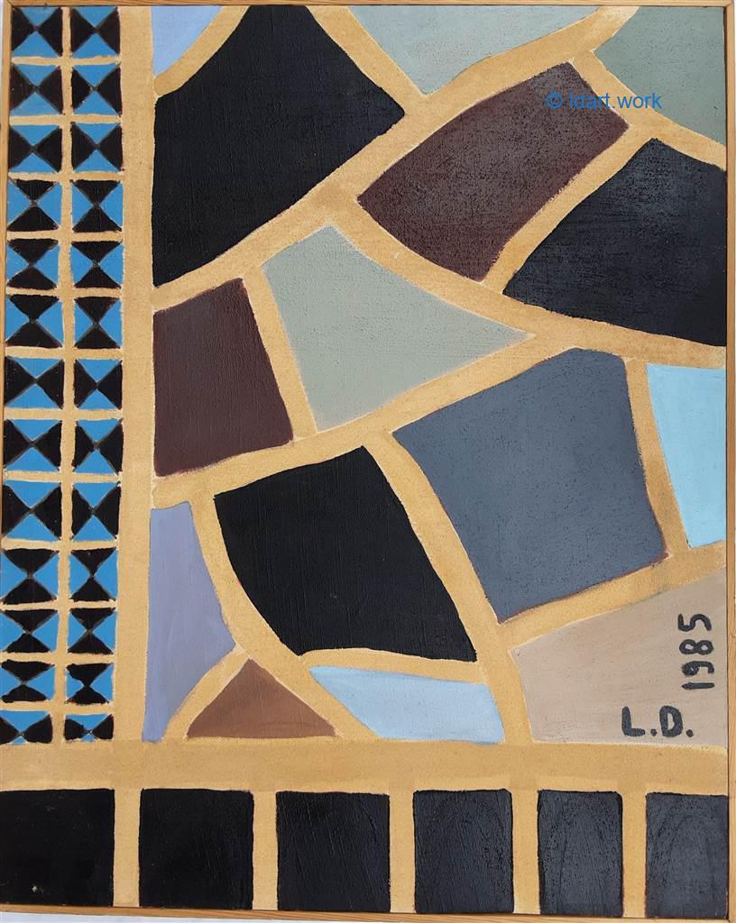 Paintings-Peintures 1980-1992 29